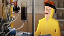 Disney's Frozen + AMC's Breaking Bad = Humanity's Awesome