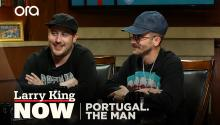 Portugal. The Man on 'Feel it Still,' Ben Stiller, & Alaska