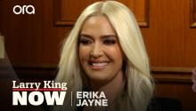 Erika Jayne on Trump, LGBTQ rights, & 'RHOBH'