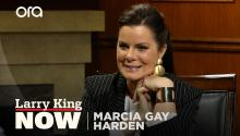 Marcia Gay Harden on Alzheimer's, 'Fifty Shades,' & her new book