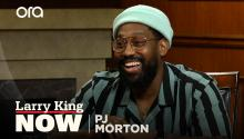 PJ Morton on Maroon 5, Bruno Mars, and success