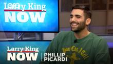 Phillip Picardi: My dad slept through me coming out