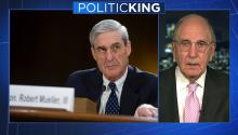 George Mitchell on the Mueller probe, N. Korea and the US Embassy in Jerusalem