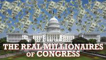 The Real Millionaires of Congress