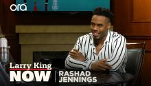 Rashad Jennings on sharing the locker room with Eli Manning
