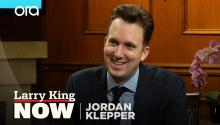 Jordan Klepper on 'The Opposition,' Jon Stewart, & guns