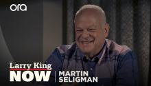 Martin Seligman: Grateful people are happier