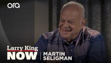Martin Seligman: The habit that predicts PTSD