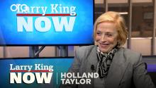 Holland Taylor on her friendship with Tom Hanks