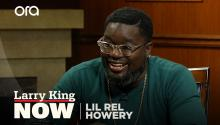 Why Lil Rel Howery is proud of friend Tiffany Haddish