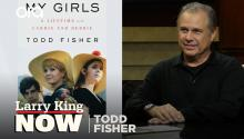 Todd Fisher on childhood as Debbie Reynolds' son