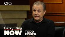 Todd Fisher on life after Debbie Reynolds & Carrie Fisher
