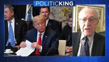 Alan Dershowitz presents his case against Trump's impeachment