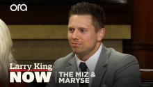 The Miz & Maryse on Nikki Bella & John Cena's on-again, off-again relationship