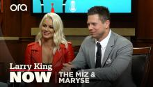 The Miz & Maryse on why WWE is a powerful workplace for women
