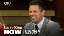 The Miz's advice for becoming a WWE Superstar