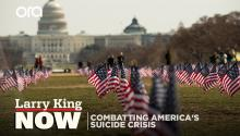 The U.S. government must do more to combat suicide