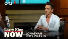 Jonathan Rhys Meyers on the state of inclusion in Hollywood