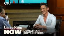 Jonathan Rhys Meyers on Elvis, fatherhood, and Hollywood