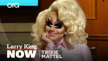 Trixie Mattel on RuPaul, Trump, & tucking