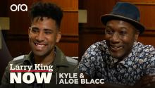 'iSpy' rapper KYLE & Grammy nominee Aloe Blacc