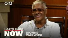 "Dionne Warwick on music today: ""everybody is stealing"""