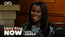 What 'Crazy Eyes' taught me: Uzo Aduba on how her 'Orange is the New Black' character is bringing mental health issues to the forefront