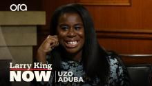 Uzo Aduba on her 'Steven Universe' role and why the animated series is so popular