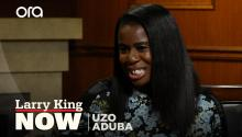 'Orange is the New Black' star Uzo Aduba on connecting with her Nigerian roots