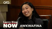 Awkwafina on 'Crazy Rich Asians,' 'Oceans Eight' and her meteoric rise