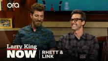 Rhett and Link on eating gross stuff, what they will never do on their show, & building an online empire