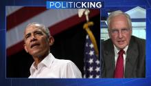 Bob Livingston discusses Barack Obama's recent criticism of Donald Trump