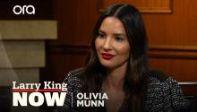 """Men are now more aware of their existence"":Olivia Munn talks #MeToo movement"