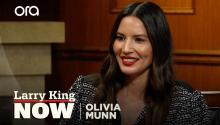 Olivia Munn on 'The Predator' controversy, advocating for victims, & #MeToo