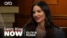 Olivia Munn talks standing her ground to get scene deleted from 'The Predator'