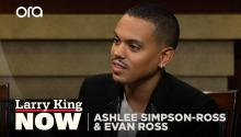 Evan Ross on addressing his father's death on new reality show