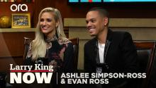 Ashlee Simpson-Ross & Evan Ross on fame, family, & new music