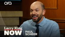 Paul Scheer on new season of 'Veep', Julia Louis-Dreyfus