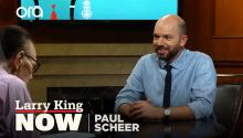 Paul Scheer on Chance the Rapper, Julia Louis-Dreyfus, & 'Summer '03'