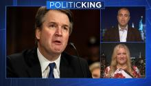 Fallout from Trump's take on Kavanaugh accuser's testimony