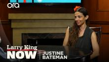 Justine Bateman on fame, reality stars, & Michael J. Fox