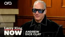 Andrew Dice Clay on 'A Star is Born', Lady Gaga & His New Podcast