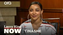 Tinashe on new music, her record label, & Britney Spears