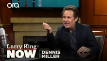 """It's a minefield out there"": Dennis Miller on political correctness in comedy today"