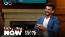 Why we like to fight according to Frank Grillo