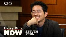 Steven Yeun talks Asian representation in Hollywood