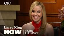 Tara Lipinski reveals how a Care Bear got her into figure skating