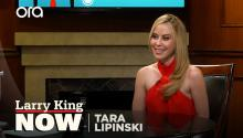 Tara Lipinski on winning Olympic gold, Jim Carrey, & 'Wedding Cake Championship'