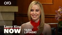 "Tara Lipinski on ""surreal"" experience having Jim Carrey as an acting coach"