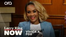 Vivica A. Fox on 'Face the Truth', her next chapter, & Trump